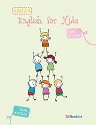 English for kids - Caiet - Clasa 4 - Elena Sticlea