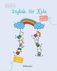 English for kids. Caiet clasa 2 Caiet 2015 - Cristina Mircea