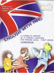 English with Nino Workbook - Bianca Popa Mariana Popa