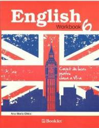 English workbook - Clasa 6 - Caiet 2015 - Ana-Maria Ghioc title=English workbook - Clasa 6 - Caiet 2015 - Ana-Maria Ghioc