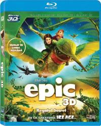 EPIC aka LEAFMEN BluRay 3D + 2D 2013
