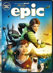 Epic aka Leafmen DVD 2013 Filme DVD