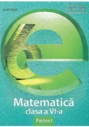 Esential. Matematica - Clasa 6. Partea I - Marius Perianu