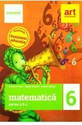 Esential. Matematica - Clasa 6. Partea II - Marius Perianu Catalin Stanica Carti