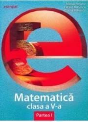 Esential. Matematica Cls 5 Partea I - Marius Perianu