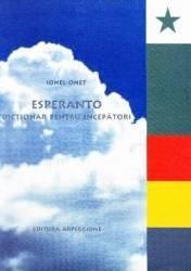 Esperanto. Dictionar pentru incepatori - Ionel Onet