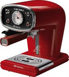 Espressor Manual Ariete Cafe Retro Red Espressoare