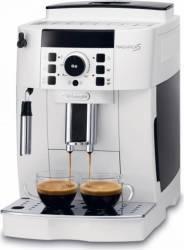 Espressor Automat Cafea Delonghi ECAM 21.117 15bar Rasnita cafea integrata Alb Espressoare