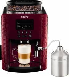 Espressor automat Krups 1.7l 1450W 15 bar Rosu Espressoare