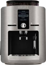 Espressor automat KRUPS EA826E 1450W 15 bar 1.7 l display LCD Negru Espressoare