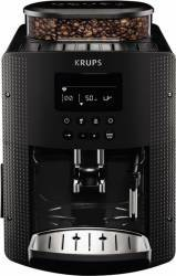 Espressor automat KRUPS Espresseria Automatic EXSEA815B70 1.7l 1450W 15 bari Negru Espressoare