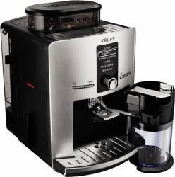Espressor automat KRUPS Espresseria EA829E10 1.7l 1450W 15 bari Argintiu-Negru Espressoare