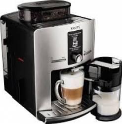 Espressor automat Krups LattEspress silver EA829E 1450W 15 bar 1.7 l Argintiu Espressoare