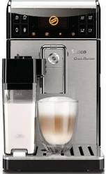 Espressor automat Saeco GranBaristo HD896501 1900W 15 bar 1.7L Recipient lapte 0.5L NegruInox Espressoare