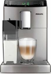 Espressor automat Philips Saeco HD883419 1850W 15 Bar Dispozitiv spumare Argintiu