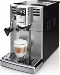 Espressor automat Saeco Incanto HD8914/09, 1850W, Sistem automat spumare a laptelui, 5 varietati de cafea, AquaClean