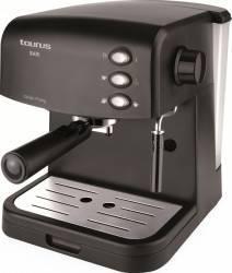 Espressor cafea manual Taurus Bari III 1050W 15 bar Maxicream 2 filtre 1.25L pompa Italia Negru Espressoare