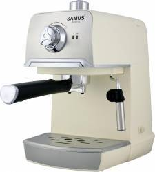 Espressor Cafea Samus Aroma 850W Crem Espressoare