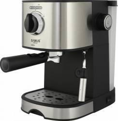 Espressor Cafea Samus Cremoso 850W 1.2L 15 bari Inox Espressoare