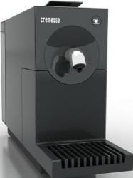 Espressor Cremesso Uno Carbon Black