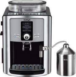 Espressor Krups EA 8050 1.8 l 15 bari NegruArgintiu Espressoare