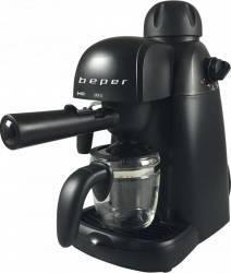 Espressor manual Beper BC.002 800W 3.5 bari 240 ml Negru Espressoare