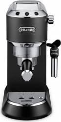 Espressor manual DeLonghi Dedica Style EC685.BK 1300W 15 Bar 1.1L Slim Negru Espressoare