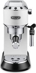 Espressor manual DeLonghi Dedica Style EC685.W 1300W 15 Bar 1.1L Slim Alb Espressoare