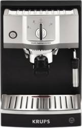 Espressor manual Krups XP562030, 1450W, 15 bar, Negru/Inox Espressoare