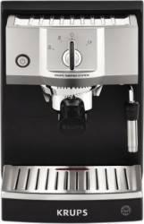 Espressor manual Krups XP562030, 1450W, 15 bar, Negru/Inox