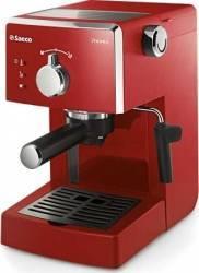 Espressor manual Saeco Poemia HD8423/29 Dispozitiv spumare 15 Bar 1.25L Rosu  Espressoare