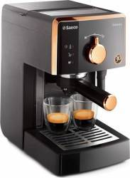 Espressor manual Saeco Poemia HD8425/21  15Bar 1.25l Negru-Alama Editie Aniversara 30 ani Espressoare
