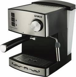 Espressor manual Samus Espressimo 15 Bar Dispozitiv Spumare 1.6L Negru-Argintiu Espressoare