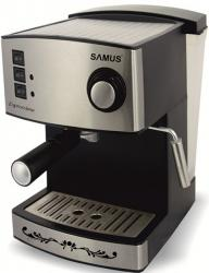 Espressor manual Samus Espressimo Negru-Argintiu