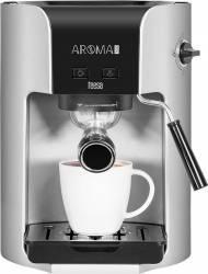 Espressor manual Teesa AROMA 300 1400W 20 bari Inox Espressoare