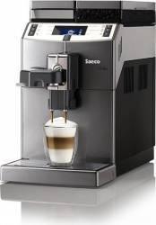 Espressor Saeco RI985101 Lirka One Touch Cappuccino 1850W Afisaj LCD Gri Espressoare