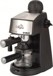 Espressor Samus Alegria 800 W 3.5 bar Negru Espressoare