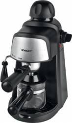 Espressor Scarlett SC-037 800W Espresso-Cappuccino Black Espressoare
