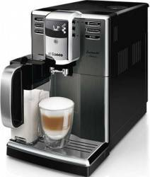 Espressor automat Saeco Executive HD892209 1850W Carafa integrata 7 varietati cafea Rasnite ceramice AquaClean 15 espressoare