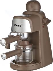 Espressor Manual Zass Zem05 800w 3.5 Bar 2 - 4 Cesti Maro