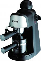Espressor Manual Zass ZEM05 Negru Espressoare