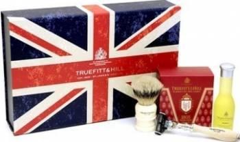 Pachet promo Truefitt and Hill Essential Shaving Kit Seturi & Pachete Promo