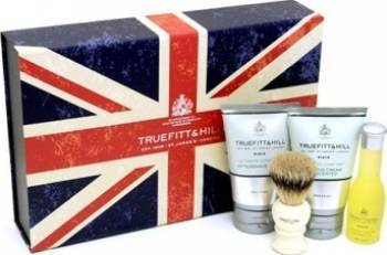 Pachet promo Truefitt and Hill Essential Travel Kit Seturi & Pachete Promo