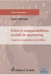 Etica Si Responsabilitate Sociala In Marketing  Laura Muresan