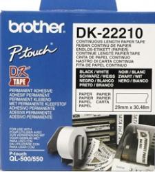 Etichete Brother DK22210