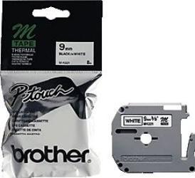 Etichete Brother MK231BZ