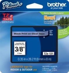 Etichete Brother TZE121