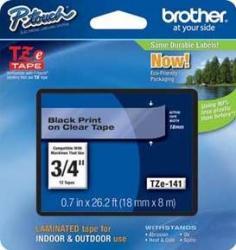 Etichete Brother TZE141
