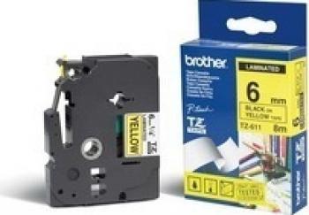 Etichete Brother TZE611