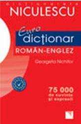 Euro Dictionar RomaN-Englez - Georgeta Nichifor